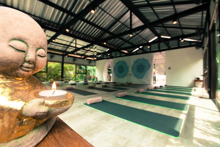 Baan Yoga Retreat Phuket Main Studio