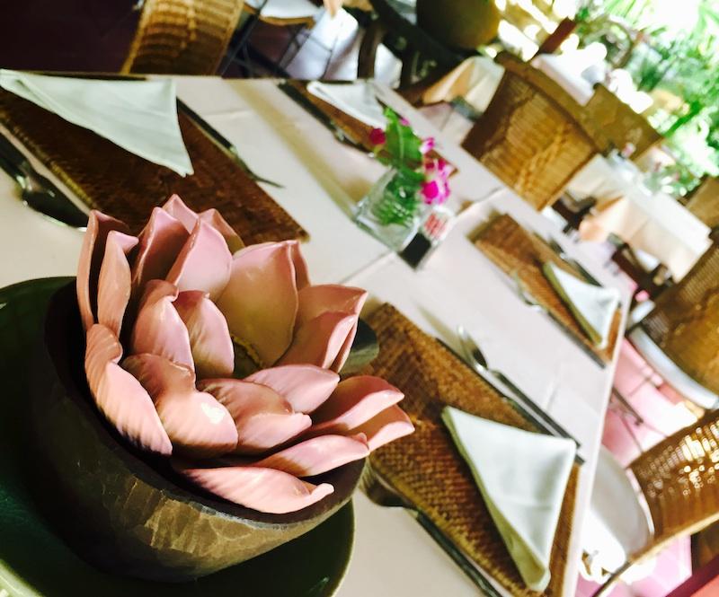 Baan Yoga Retreat Phuket Restaurant
