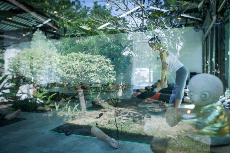 Baan Yoga Retreat Phuket Yoga Studio 3