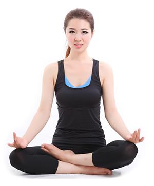 yoga-model