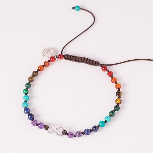 Omlala Chakra Ankle Bracelet