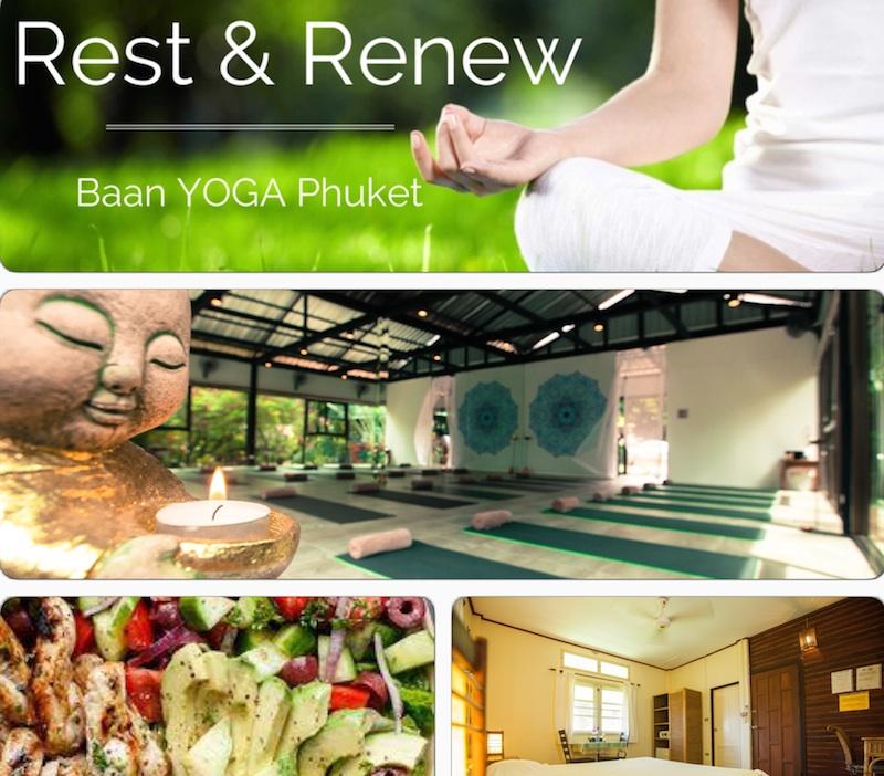 Baan Yoga Retreat Phuket