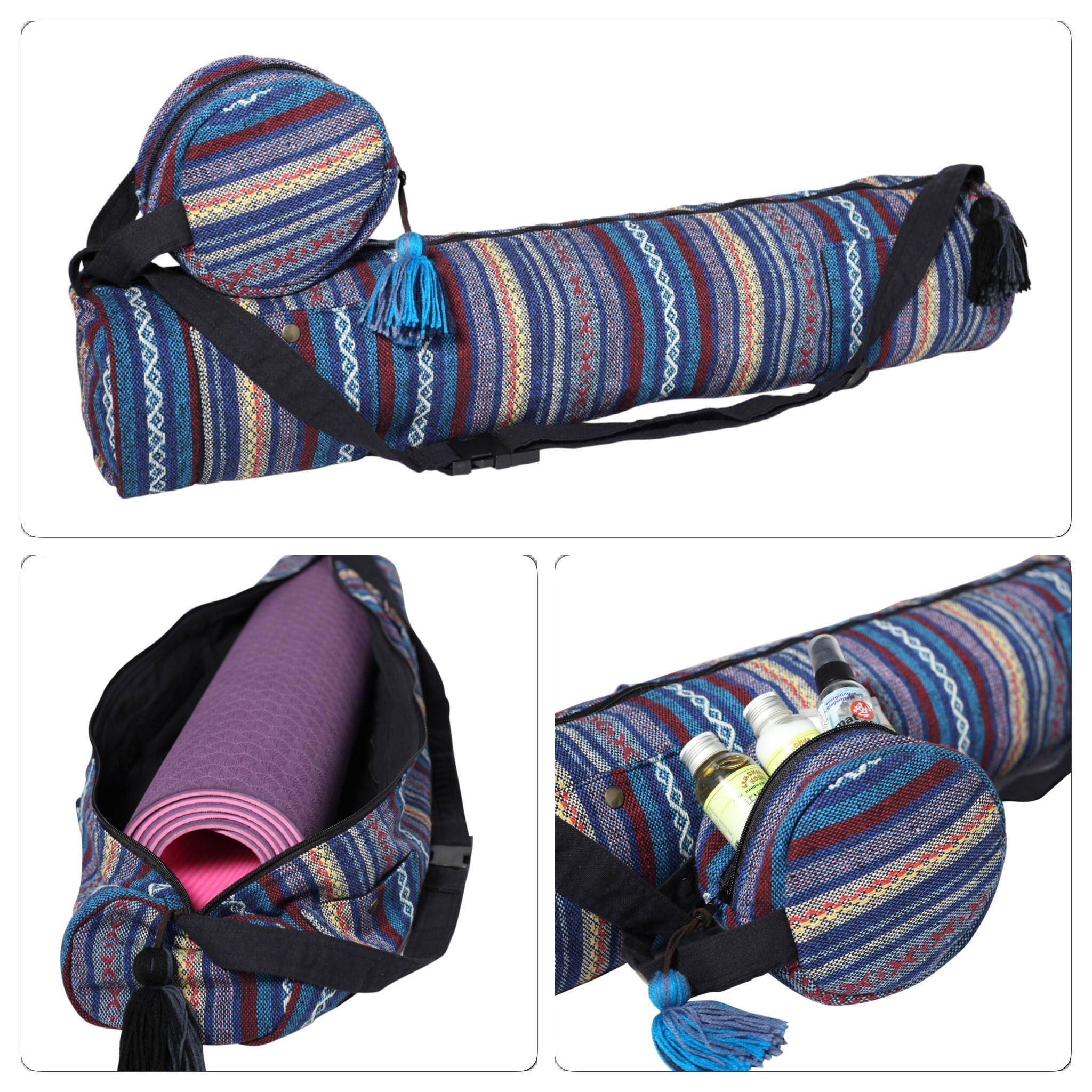 OMlala Phuket Yoga Mat Bag 6