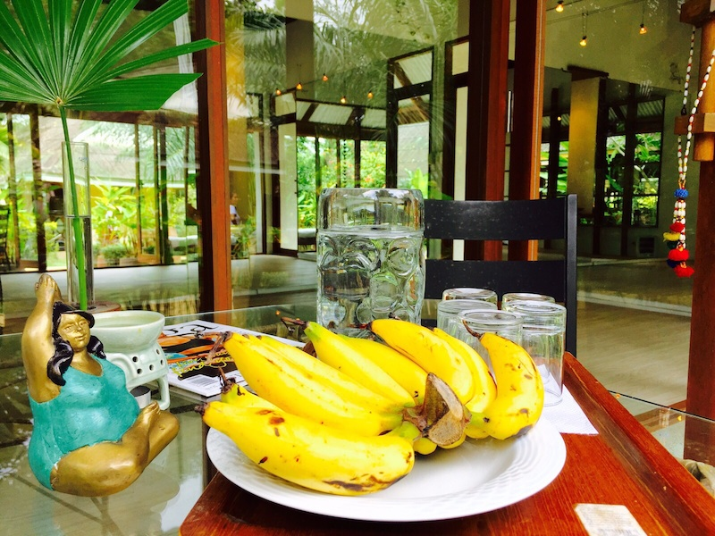 Baan Yoga Retreat Phuket Garden Yoga Studio 2