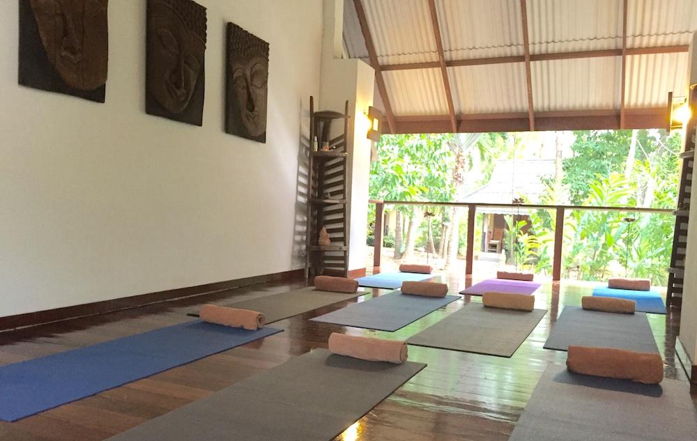 Baan Yoga Retreat Phuket Shanti Yoga Studio