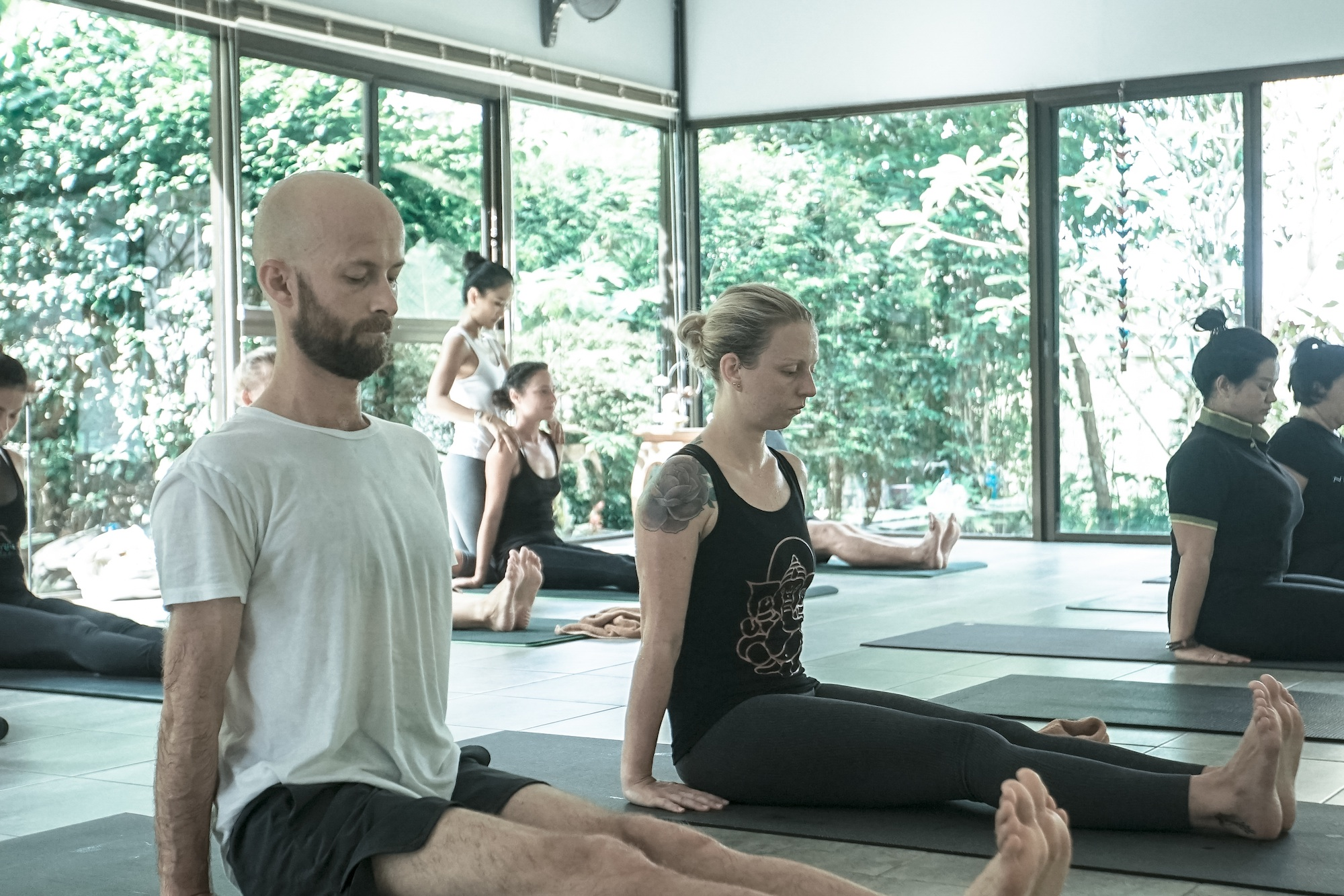 Baan Yoga Retreat Phuket Yoga Studio 6