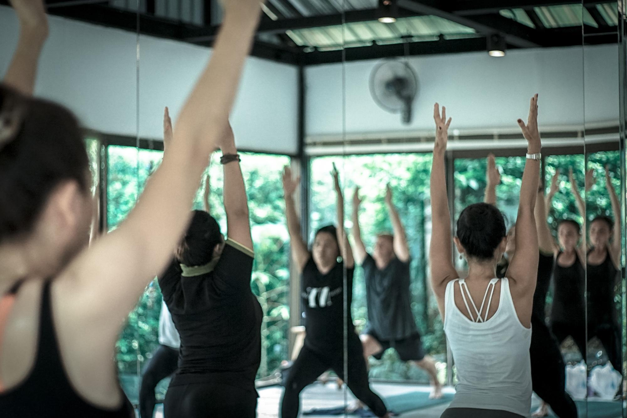 Baan Yoga Retreat Phuket Yoga Studio 7