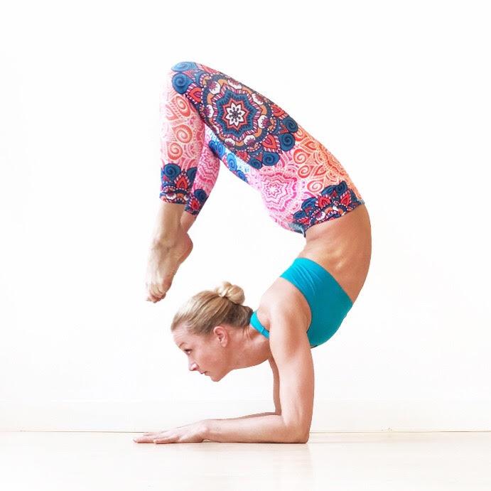 Chandra Phuket Yoga Legging
